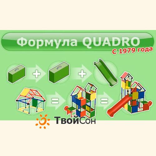 Констркутор Quadro, My first quadro, арт 11960 -
