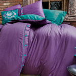 Постельное Issimo Dawson purple, Турция